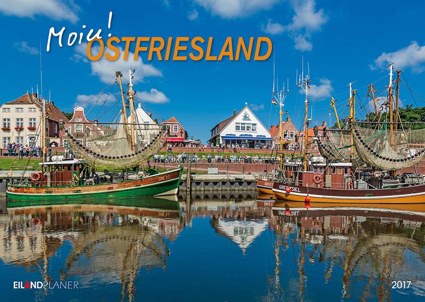 Moin! Ostfriesland 2017 - Coverbild