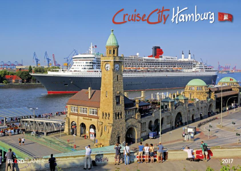 Cruise City Hamburg 2017 - Coverbild