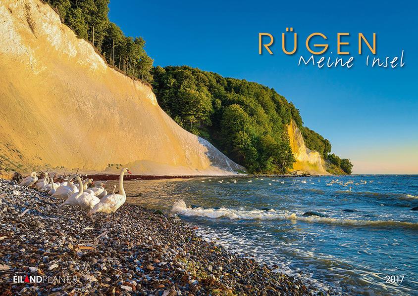 Rügen ...meine Insel 2017  - Coverbild