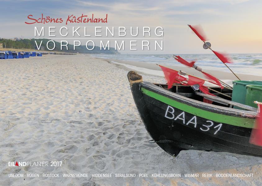 Mecklenburg-Vorpommern 2017 - Coverbild