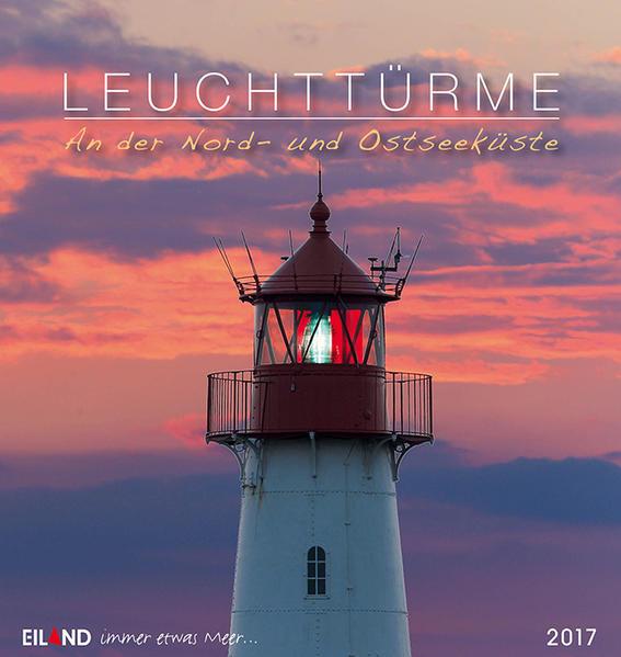 Leuchttürme Postkartenkalender 2017 - Coverbild
