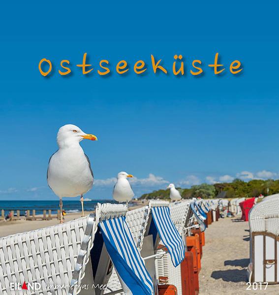 Ostseeküste 2017 - Coverbild