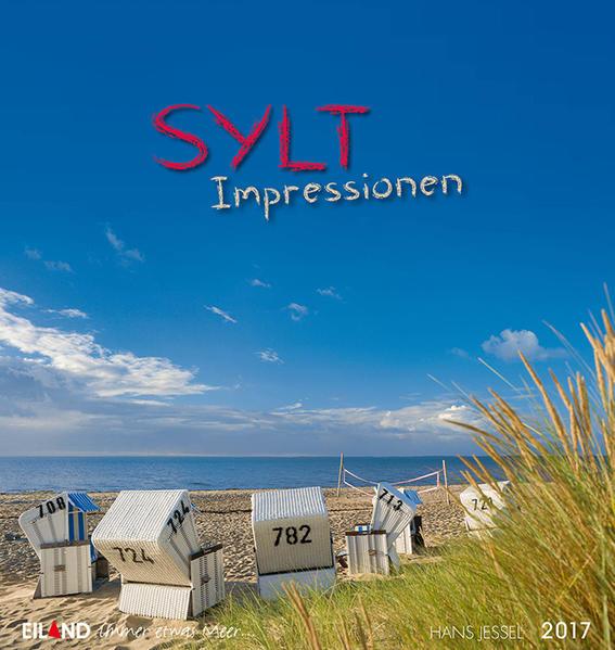 Sylt-Impressionen 2017 - Coverbild