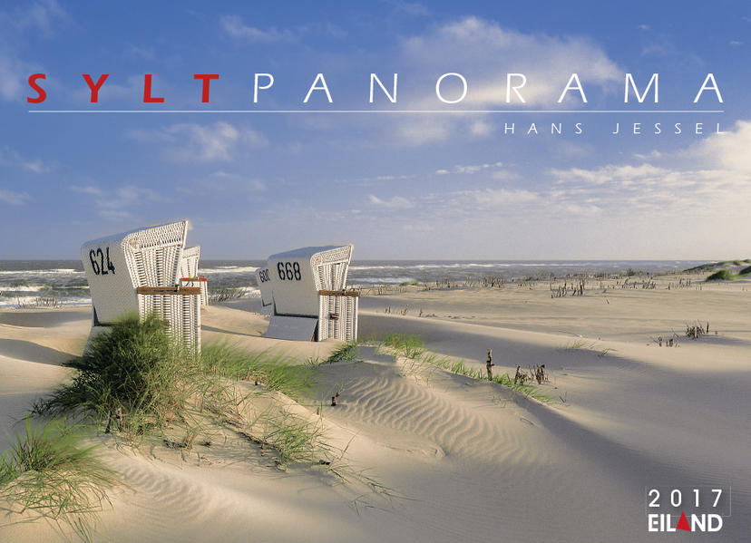 Sylt-Panorama 2017 - Coverbild