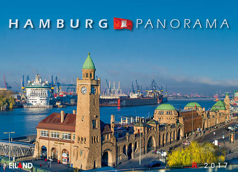 Hamburg-Panorama 2017 - Coverbild