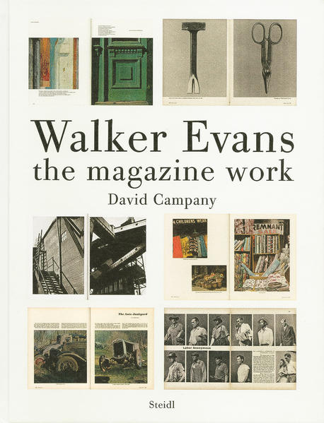 Walker Evens: The Magazine Work - Coverbild