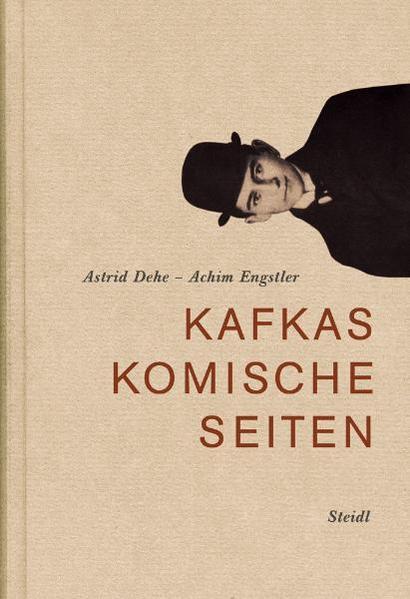 Kafkas komische Seiten - Coverbild