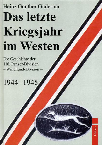 Das letzte Kriegsjahr im Westen - Coverbild
