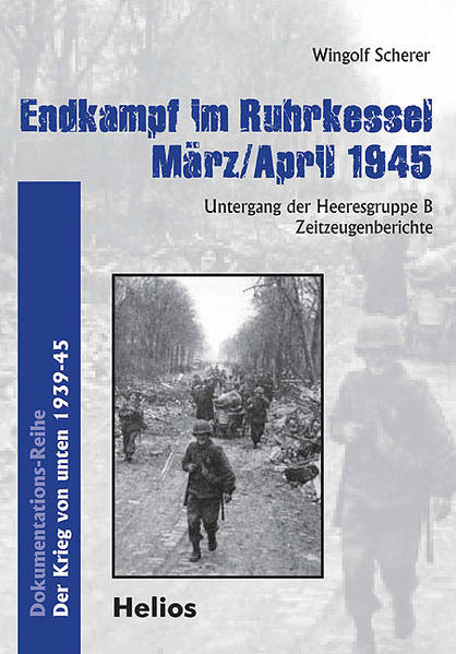 Endkampf im Ruhrkessel März/April 1945 - Coverbild