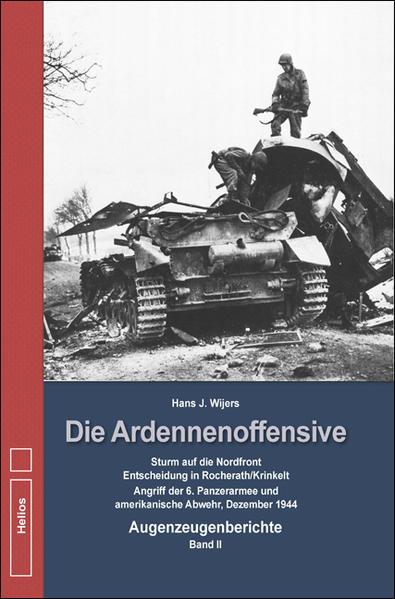 Die Ardennenoffensive Band 2 - Coverbild
