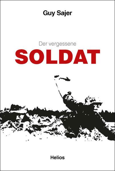 Der vergessene Soldat - Coverbild