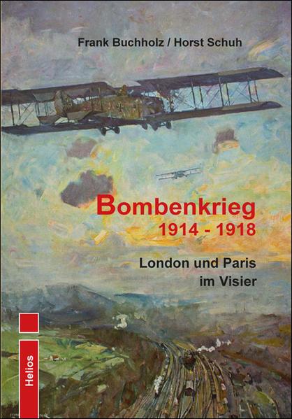 Bombenkrieg 1914 - 1918 - Coverbild