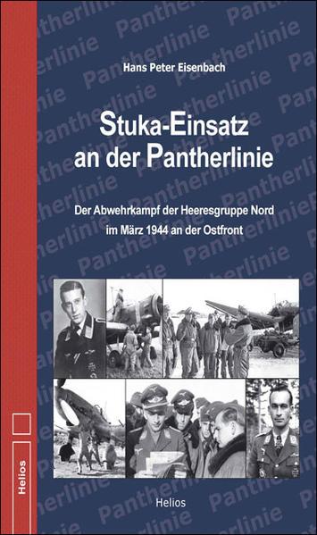 Stuka-Einsatz an der Pantherlinie - Coverbild