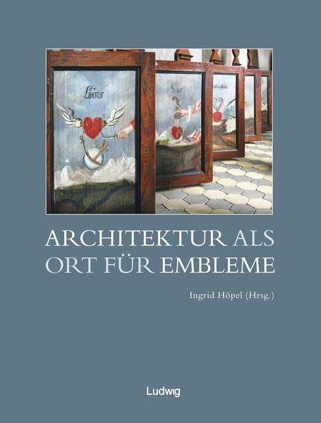 Architektur als Ort für Embleme - Coverbild