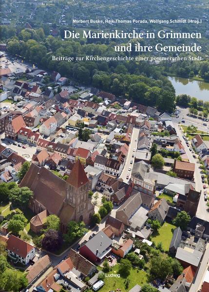Die Marienkirche in Grimmen und ihre Gemeinde - Coverbild