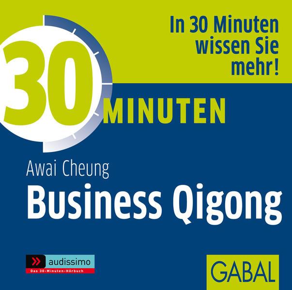 30 Minuten Business Qigong - Coverbild