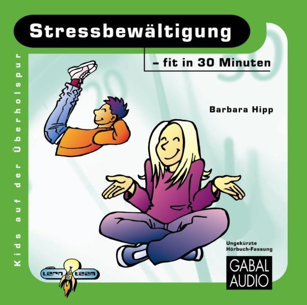 Stressbewältigung - fit in 30 Minuten - Coverbild