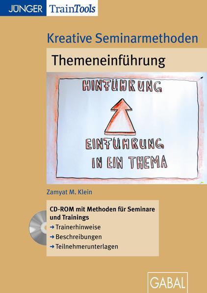 Kreative Seminarmethoden: Themeneinführung - Coverbild