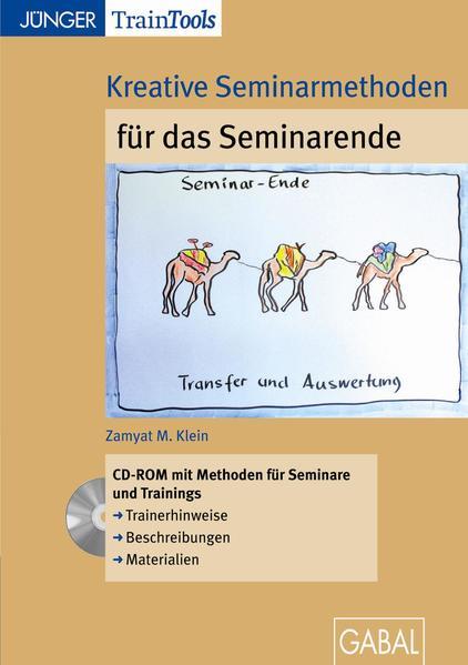Kreative Seminarmethoden für das Seminarende - Coverbild