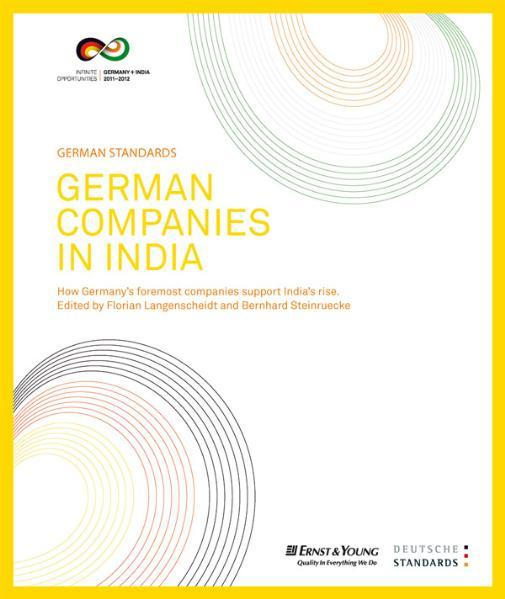 German Standards - German Companies in India - Coverbild