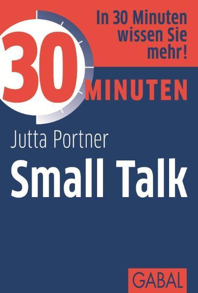 30 Minuten Small Talk - Coverbild