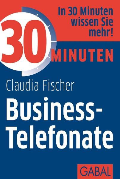 30 Minuten Business-Telefonate - Coverbild