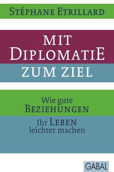 Mit Diplomatie zum Ziel - Coverbild