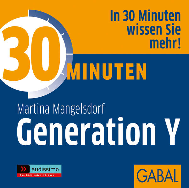 30 Minuten Generation Y - Coverbild