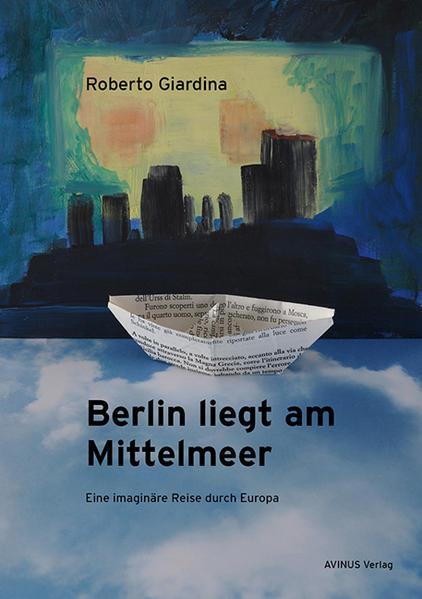 Berlin liegt am Mittelmeer - Coverbild