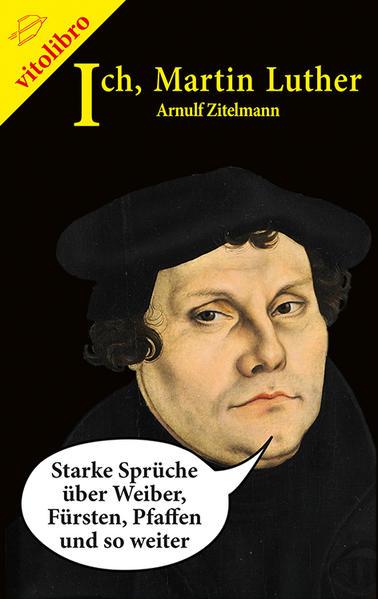 Ich, Martin Luther - Coverbild