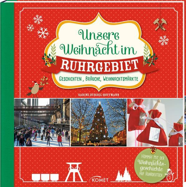 Unsere Weihnacht im Ruhrgebiet - Coverbild