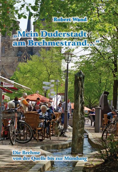"""""""Mein Duderstadt am Brehmestrand . . ."""" - Coverbild"""