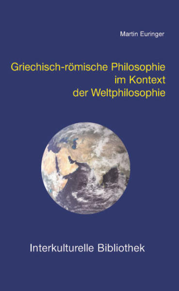 Griechisch-römische Philosophie im Kontext der Weltphilosophie - Coverbild