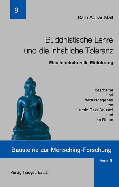 Buddhistische Lehre und die inhaltliche Toleranz - Coverbild