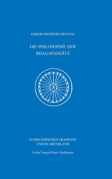 DIE PHILOSOPHIE DER BHAGAVADGITA - Coverbild
