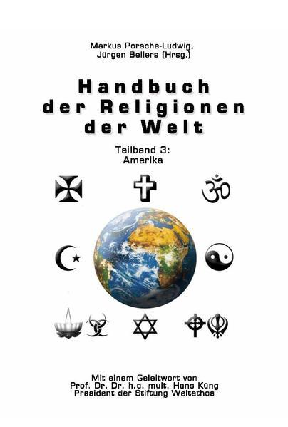Handbuch der Religionen der Welt / Teilband 3: Amerika - Coverbild