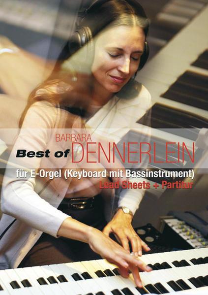 Best of Barbara Dennerlein - Coverbild