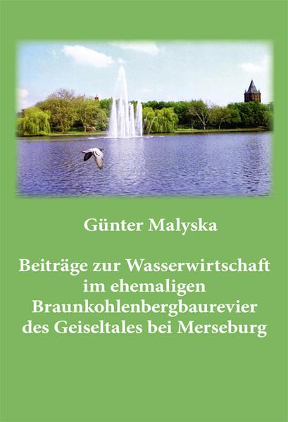 Beiträge zur Wasserwirtschaft im ehemaligen Braunkohlenbergbaurevier des Geiseltales bei Merseburg - Coverbild