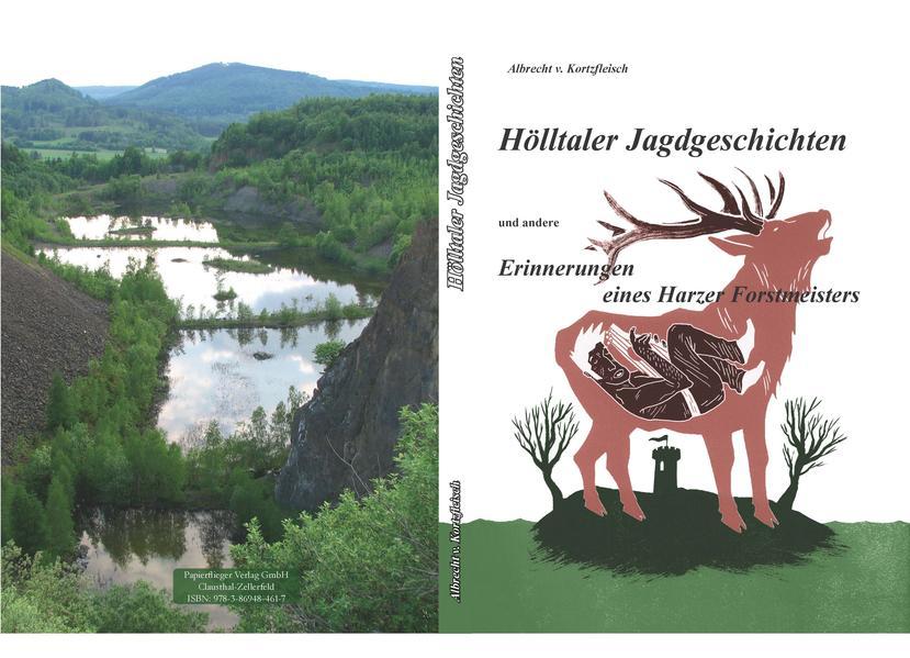 Hölltaler Jagdgeschichten - Coverbild