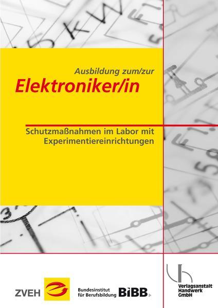 Ausbildung zum/zur Elektroniker/in / Ausbildung zum/zur Elektroniker/in - Coverbild