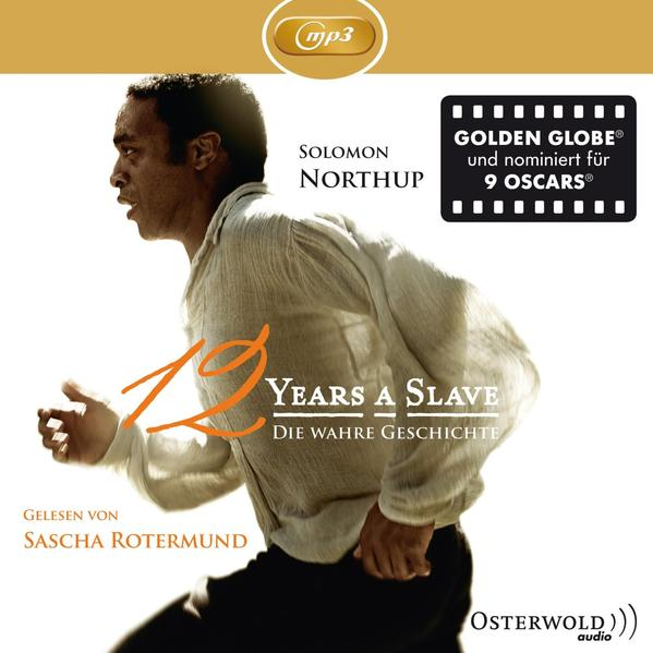 Twelve Years a Slave - Coverbild