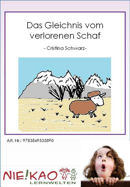 Das Gleichnis vom verlorenen Schaf - Coverbild