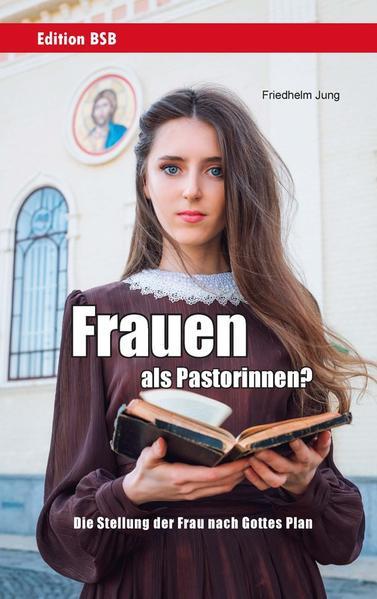 Frauen als Pastorinnen? - Coverbild