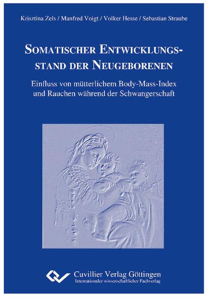 Somatischer Entwicklungsstand der Neugeborenen - Coverbild