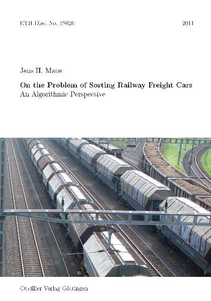 On the Problem of Sorting Railway Freight Cars - Coverbild