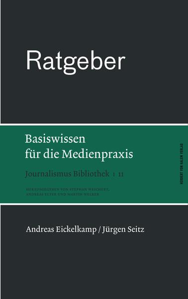 Ratgeber. Basiswissen für die Medienpraxis - Coverbild