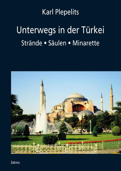 Unterwegs in der Türkei - Coverbild