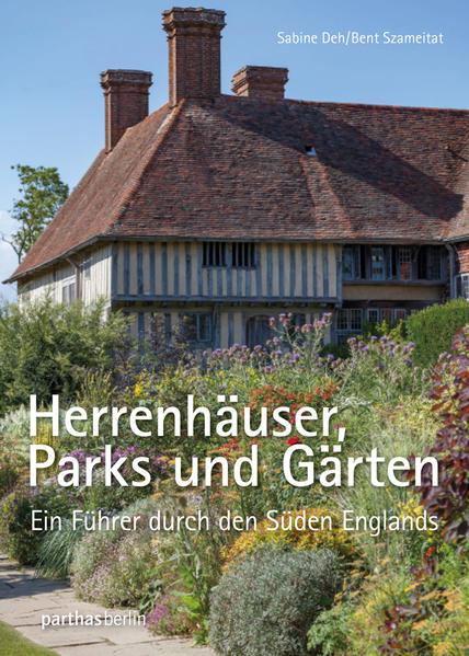 Herrenhäuser, Parks und Gärten - Coverbild