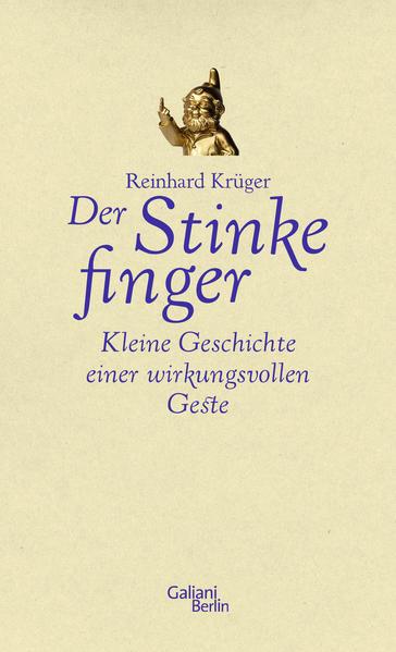 Der Stinkefinger - Coverbild