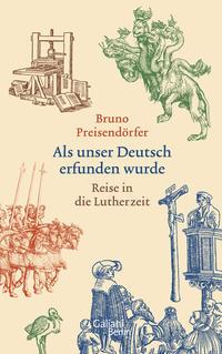 Als unser Deutsch erfunden wurde Cover